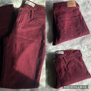 🌷Abercrombie & Fitch skinny jeans